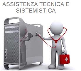 assistenza su pc e server