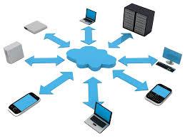 logo pc e networking
